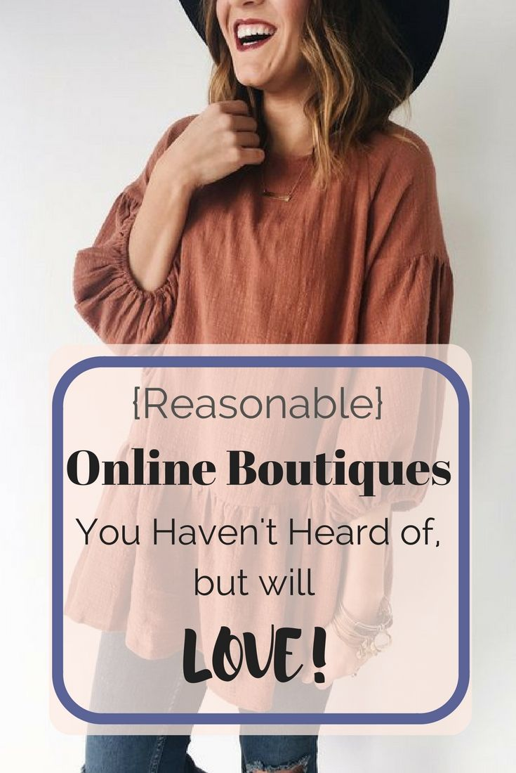 Online boutique website // cheap clothing sites // shopping online // cute women's boutiques // affordable boutiques for women // Trendy clothing online // online boutiques you haven't heard of //