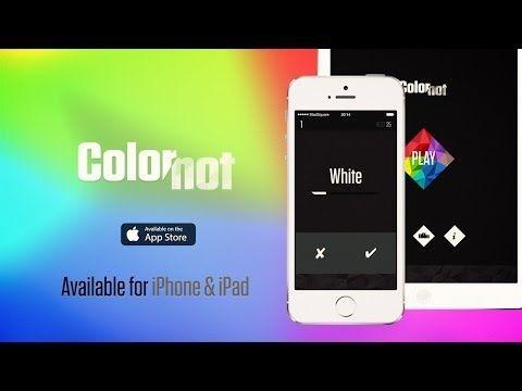 ColorNot - Addictive color-based game