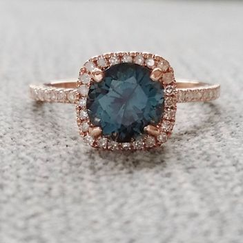 14 Under-$1,000 Gemstone Engagement Prove Diamonds Aren't Always a Girl's Best Friend