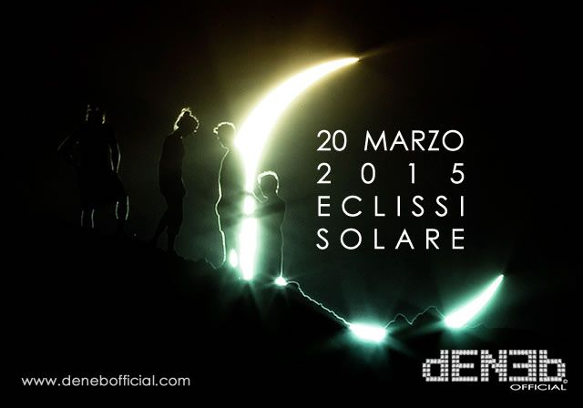 20 Marzo 2015: Eclissi Solare Parziale visibile dall'Italia – On Friday 20th March 2015, a total solar eclipse will occur across the far Northern regions of Europe and the Artic.