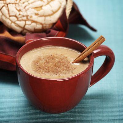 A que nunca habías probado un atole de #café de olla? / Bet you've never tried a Café de Olla #Atole!