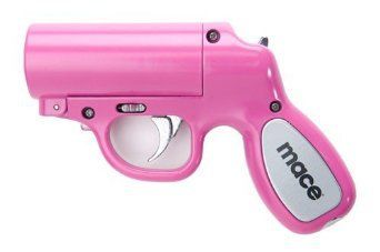 Mace Pepper Gun (Pink): Sports & Outdoors on Wanelo
