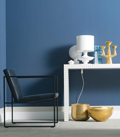 Wandfarbe Das Mussen Sie Wissen Schoner Wohnen Farbe Blaue Wandfarbe Und Schoner Wohnen Farbpalette