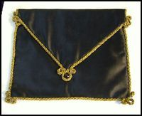 **TOP  Schöne kleine Handtasche 19.Jahrhundert  25 x 19 cm  STATTELMANN ***