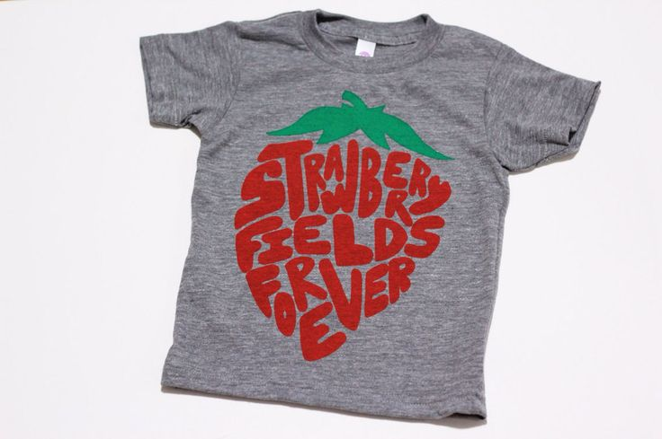 Strawberry Fields Forever // Tribe is Alive #kidsfashion #thebeatles