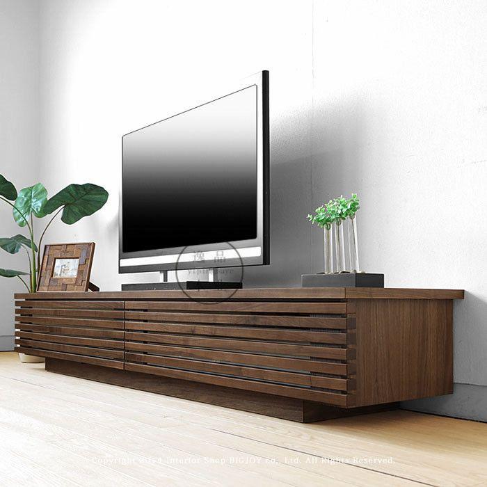 Japanese-style furniture, white oak TV cabinet coffee table combination minimalist modern Scandinavian style walnut wood - Taobao