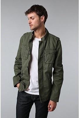 All-Son Basin Military Jacket