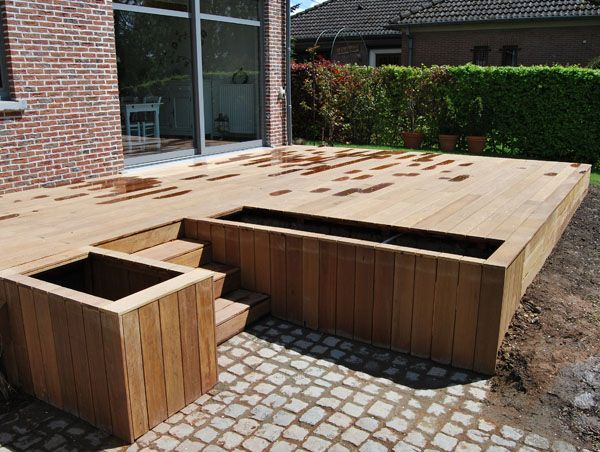 1000+ images about [ARCHI] TERRASSE EN BOIS on Pinterest  Pool houses