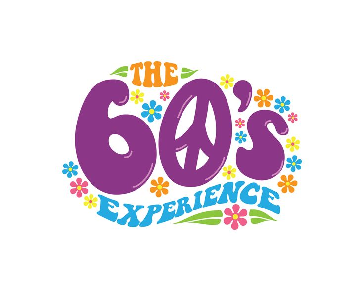 Logo Design | The 60's Experience | 727 Creative Group