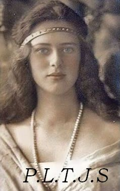 Princess Ileana In Her Younger Years ~ She Had A Crush On Alexei **Who Knows ~ She May Have Become The Next Tsarina Of Russia**