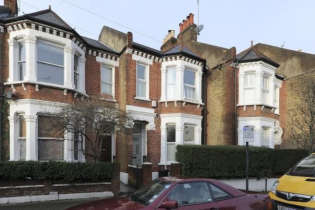 4 bedroom terraced house for sale in Stormont Road, London ...