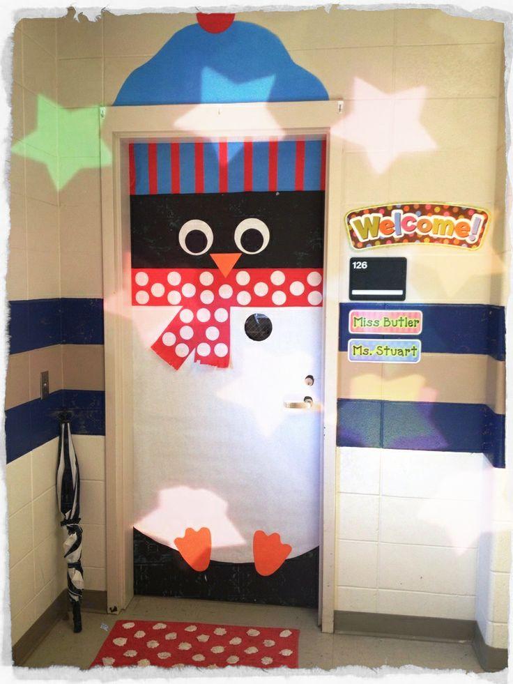 21 best images about classroom door decorations on for Decoracion de puertas para navidad