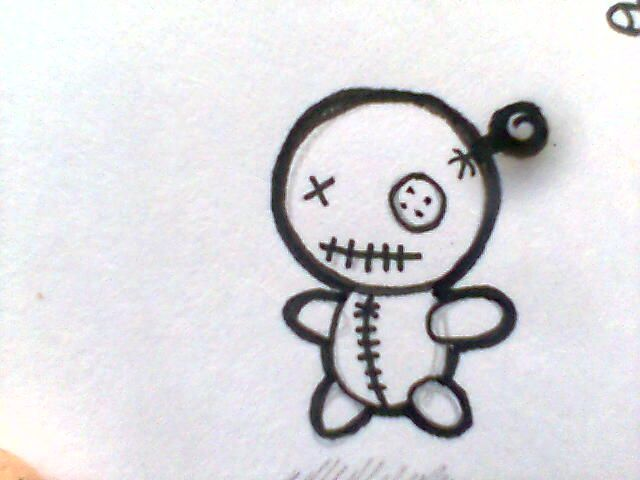 voodoo doll by otrek.deviantart.com on @deviantART