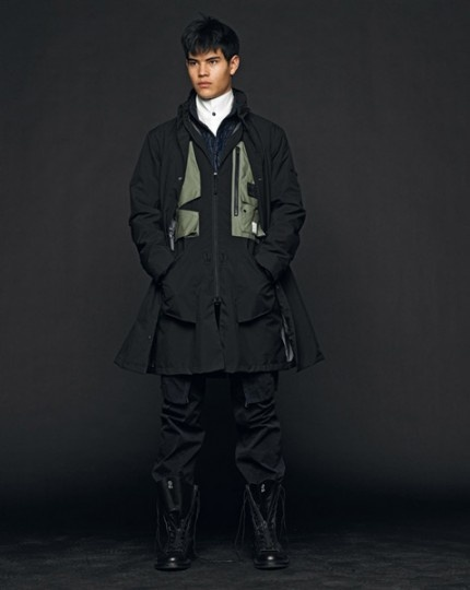 Stone Island shadow project stealth coat, best aquisition in outer wear ever!