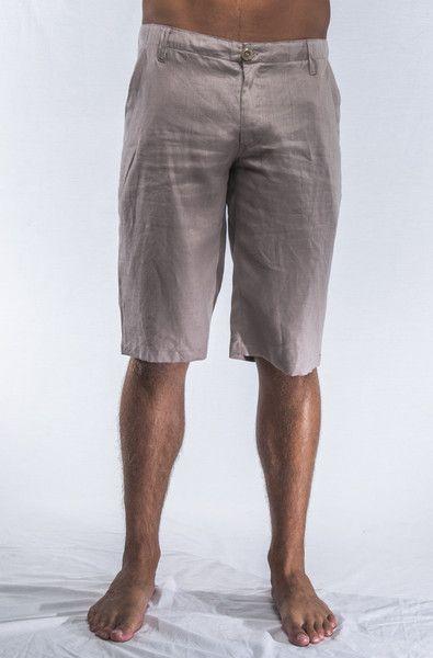 7 best Men's Linen Shorts images on Pinterest