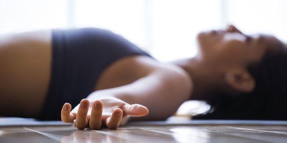 Yoga-Nidra -Der Schlaf des Yogis 22.April 12:00 Uhr