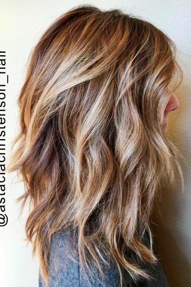 Best 25 wavy medium hairstyles ideas on pinterest medium wavy 30 wavy hairstyles for medium length hair to try urmus Images