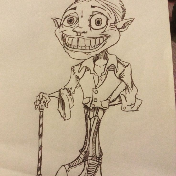 My version of the joker