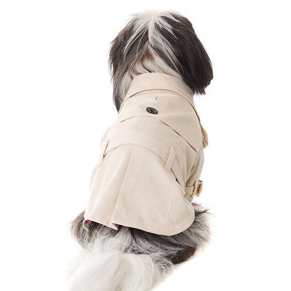 Manteau pour chien Trench - Manteau imperméable - Oh Pacha