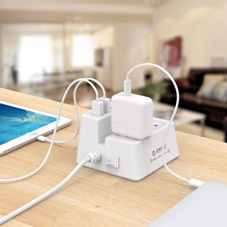 Turn one outlet into two with this Protected #Outlets #PowerSurge. The 2 outlets surge-protector offers ultimate convenience and protection for computer electronics, home entertainment systems, and more.