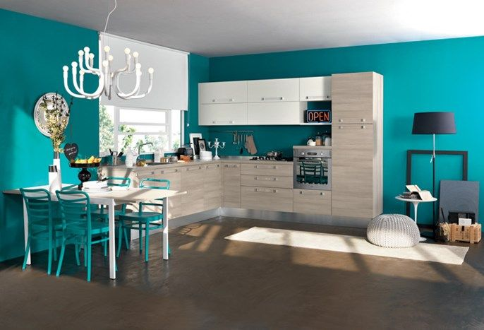 1000 idee su arredamento cucina bianco su pinterest for Zoccolo casa moderna