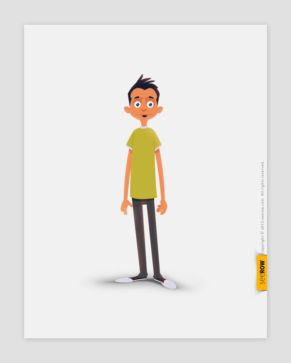 2d Character Design Books : Vector character awesome