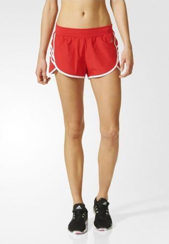 #Adidas performance pantaloncini sportivi Rosso  ad Euro 29.95 in #Adidas performance #Donna sports abbigliamento