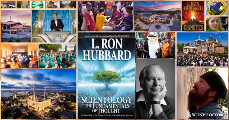 What IS Scientology?    Developed by L. Ron Hubbard, Scientology is a religion that offers a precise path leading to a complete and certain understanding of one's true spiritual nature and one's relationship to self, family, groups, Mankind, all life forms, the material universe, the spiritual universe and the Supreme Being. Click to learn more... http://qoo.ly/8jhin/0
