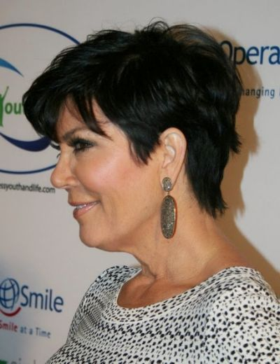 Kris Jenner Hairstyles - Hairstyle For Women