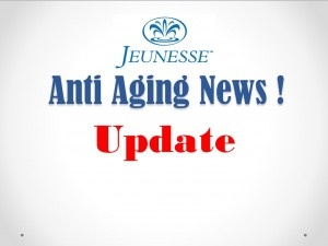 Jeunesse Global have been the leading fastest direct selling company in such a short period of time globally and now this exciting news just in from headquarters for all interested in Jeunesse Global Anti Aging News updates.