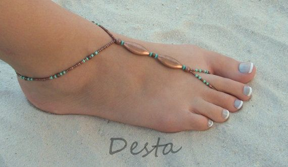 Desta by SandSandales on Etsy, $30.00