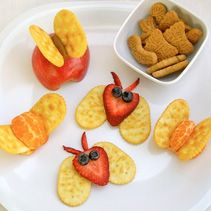 After School Fruit Bug Snack Ideas | Snackpicks - Ideas to Snack On