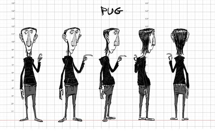 Heidi Smith Character Design Class : Best turnaround images on pinterest character design