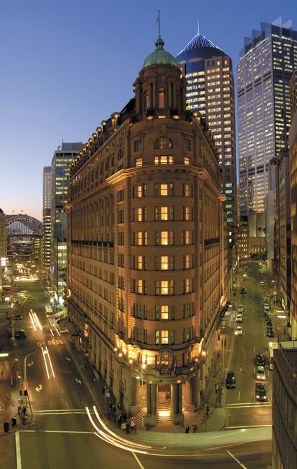 Radisson Blu Hotel Sydney best hotel ever !!!!!!!