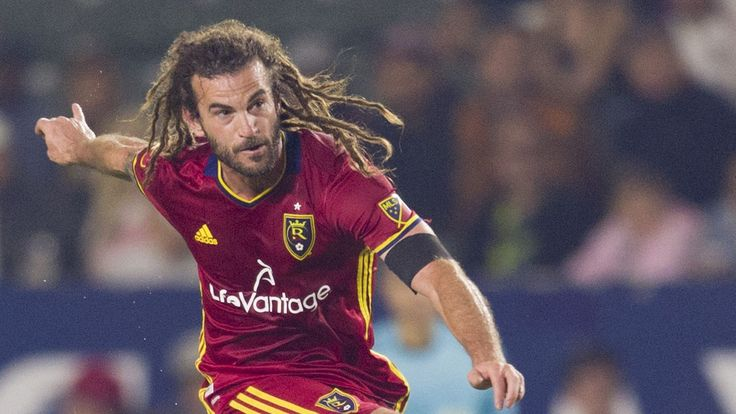 Kyle Beckerman scores brilliant goal vs. Timbers