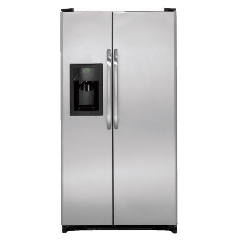 #manythings #GE 25.3 CU SXS REFRIGERATOR * #BRAND SOURCE ONLY* GS