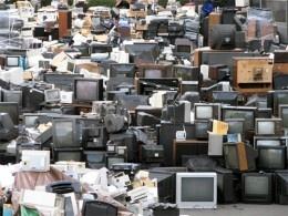 descarte TVs, monitores, ...