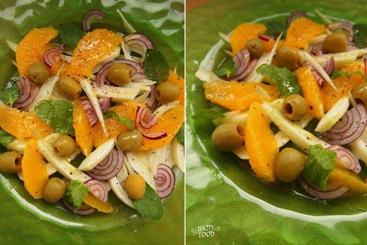 Сицилийский салат (вариация)