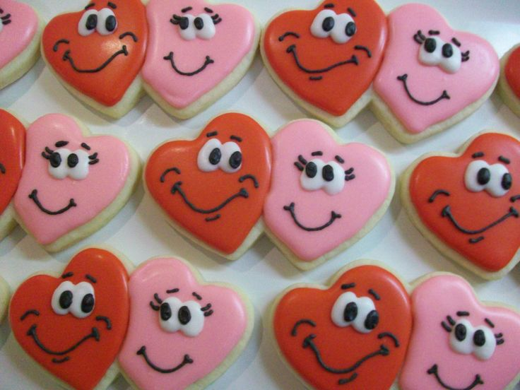 You're cute ;)   These were for my daughter's daycare Valent…   Flickr