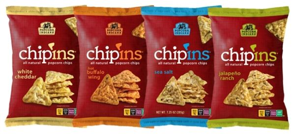 Exchange the tortilla chips for chipins at your next party. Way healthier and half the calories :)