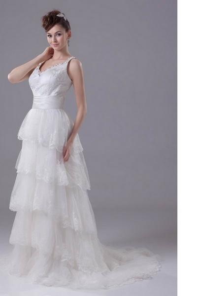 Weekly Special Product: Prinzessin Riemen V-Ausschnitt Weißen Brautkleid ma3124 - Order Link: http://www.modeabendkleider.de/prinzessin-riemen-v-ausschnitt-weissen-brautkleid-ma3124.html - Farbe: White; Silhouette: Prinzessin; Ausschnitt: Riemen, Mit V-Au