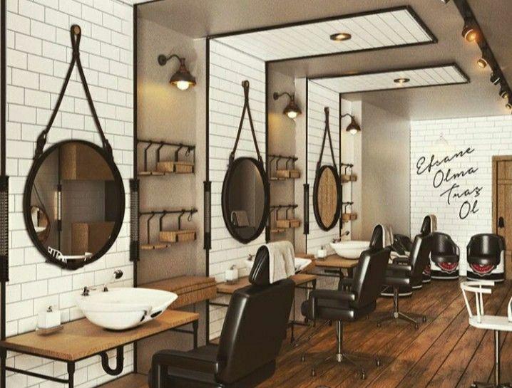 100 Best Barber Saloon Interior Design Trending Ideas Barber Shop Decor Barber Shop Interior Barber Shop