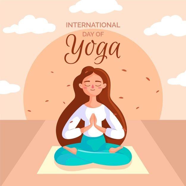 Download Meditation Position International Day Of Yoga For Free In 2020 International Yoga Day Meditation Position Yoga Day