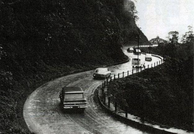 Ecoturismo: Estrada Velha de Santos-Trilha no Parque Estadual da Serra do Mar: Há aproximadamente um ano, a Estrada Velha de Santos (SP) - trecho d...