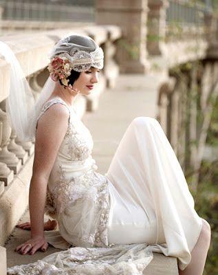 vestidos de novia: años 20 | charleston | pinterest | 1920s style