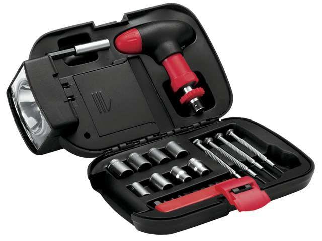 Flashlight Toolbox Set