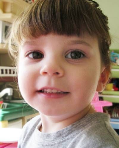 Caylee Anthony, murdered by her mother, Casey. My heart breaks every time I even think about this little girl.