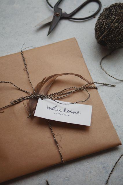 Gift voucher packaging