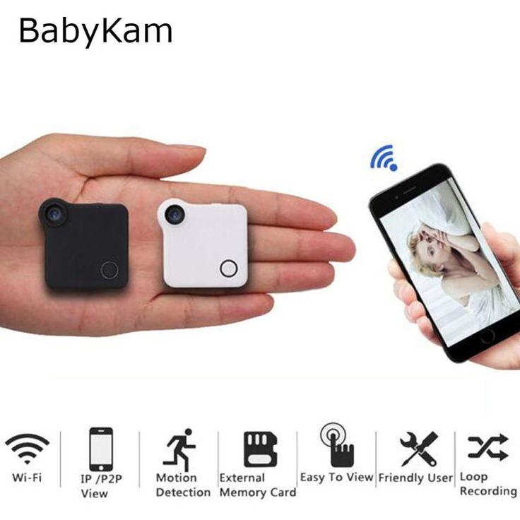 Mini Wireless IP Camera