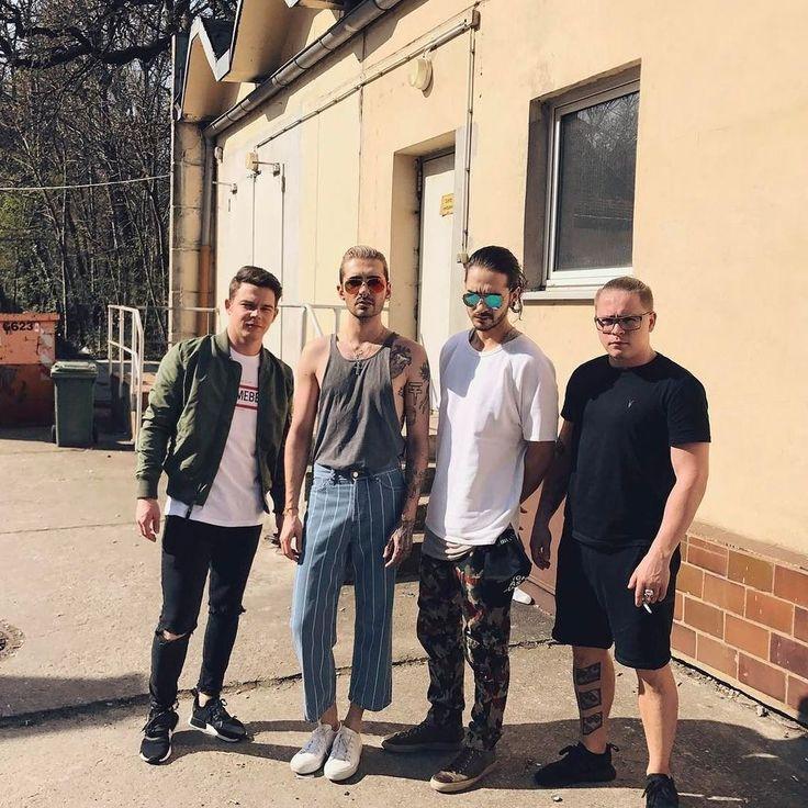 SOURCE: Tokio Hotel Instagram Dream Machine World Tour 2017: LONDON | BRUSSELS | HAMBURG | FRANKFURT | NIJMEGEN | AMSTERDAM | PARIS | LYON | COLOGNE | STUTTGART | ZURICH | MILAN | ROME | MUNICH | L…